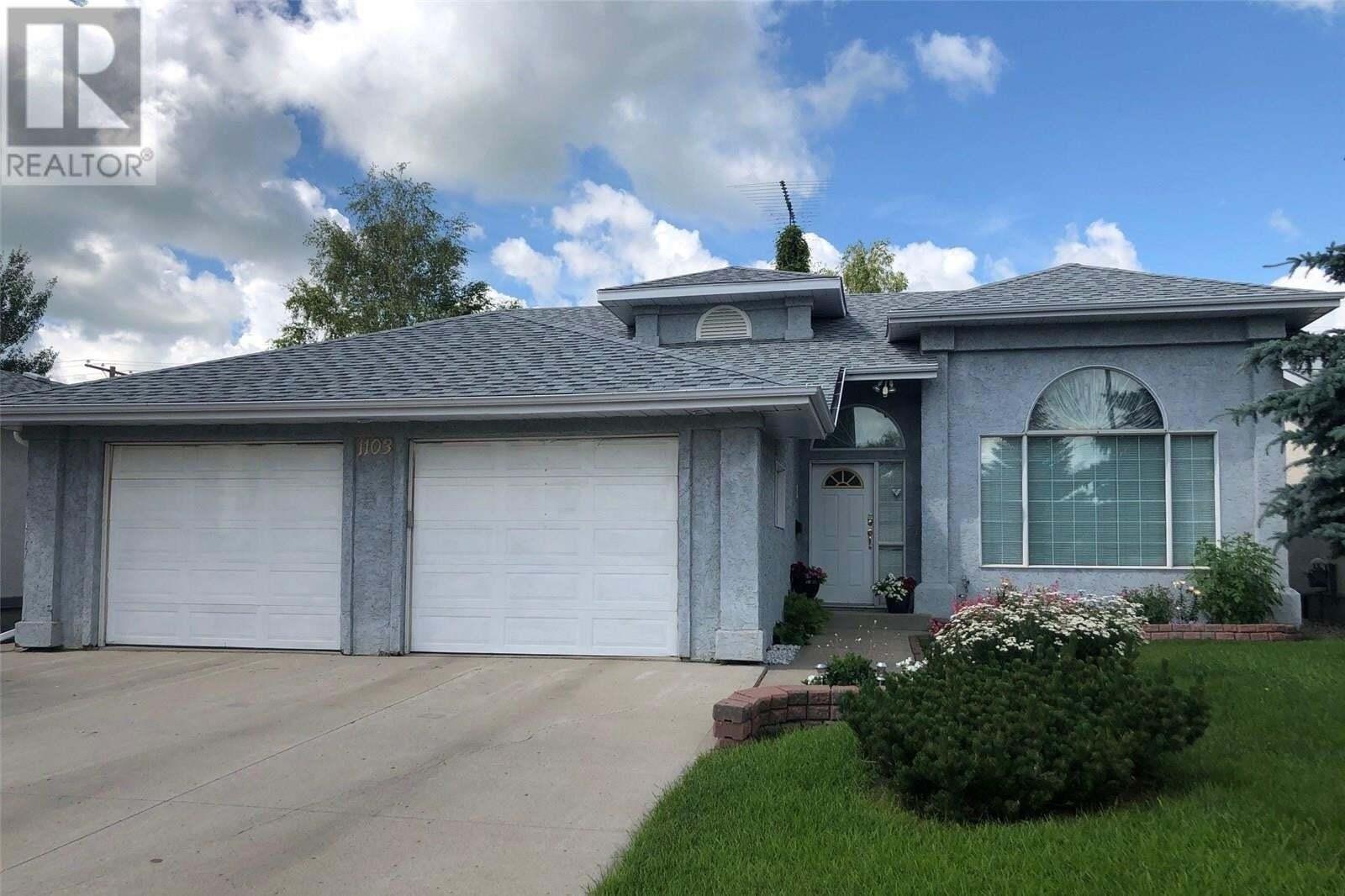 House for sale at 1103 21st St Humboldt Saskatchewan - MLS: SK819185