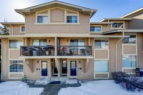 Townhouse for sale at 2200 Woodview Dr Southwest Unit 1103 Calgary Alberta - MLS: C4235663