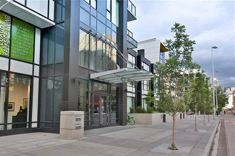 Condo for sale at 310 12 Ave Southwest Unit 1103 Calgary Alberta - MLS: C4255244