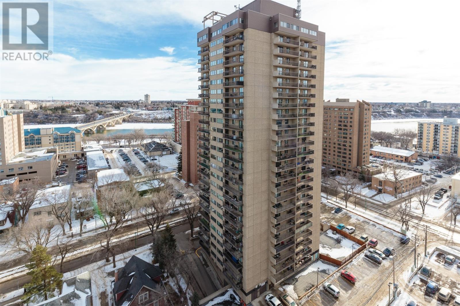 Buliding: 311 6th Avenue North, Saskatoon, SK