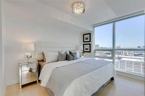 Apartment for rent at 320 Richmond St Unit 1103 Toronto Ontario - MLS: C4418822