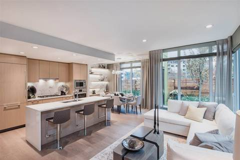 Condo for sale at 3533 Ross Dr Unit 1103 Vancouver British Columbia - MLS: R2311680