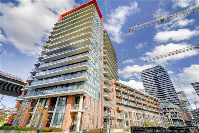 Local At Fort York Condos: 50 Bruyeres Mews, Toronto, ON