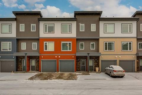 Townhouse for sale at 5305 32 Ave Southwest Unit 1103 Calgary Alberta - MLS: C4286461