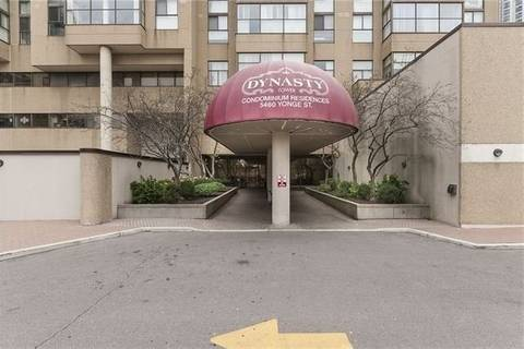 Apartment for rent at 5460 Yonge St Unit 1103 Toronto Ontario - MLS: C4504617