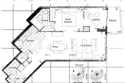 Apartment for rent at 8 York St Unit 1103 Toronto Ontario - MLS: C4632633
