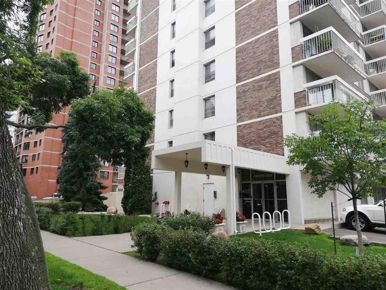 Condo for sale at 9930 113 St Nw Unit 1103 Edmonton Alberta - MLS: E4168987