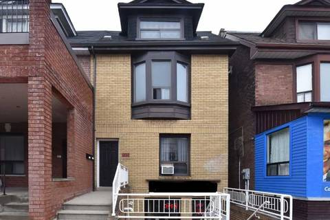 Commercial property for sale at 1103 College St Toronto Ontario - MLS: C4668792