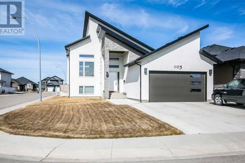 House for sale at 1103 Pohorecky Cres Saskatoon Saskatchewan - MLS: SK774096