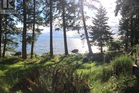Home for sale at 1103 Sunset Tr Savary Island British Columbia - MLS: 14307