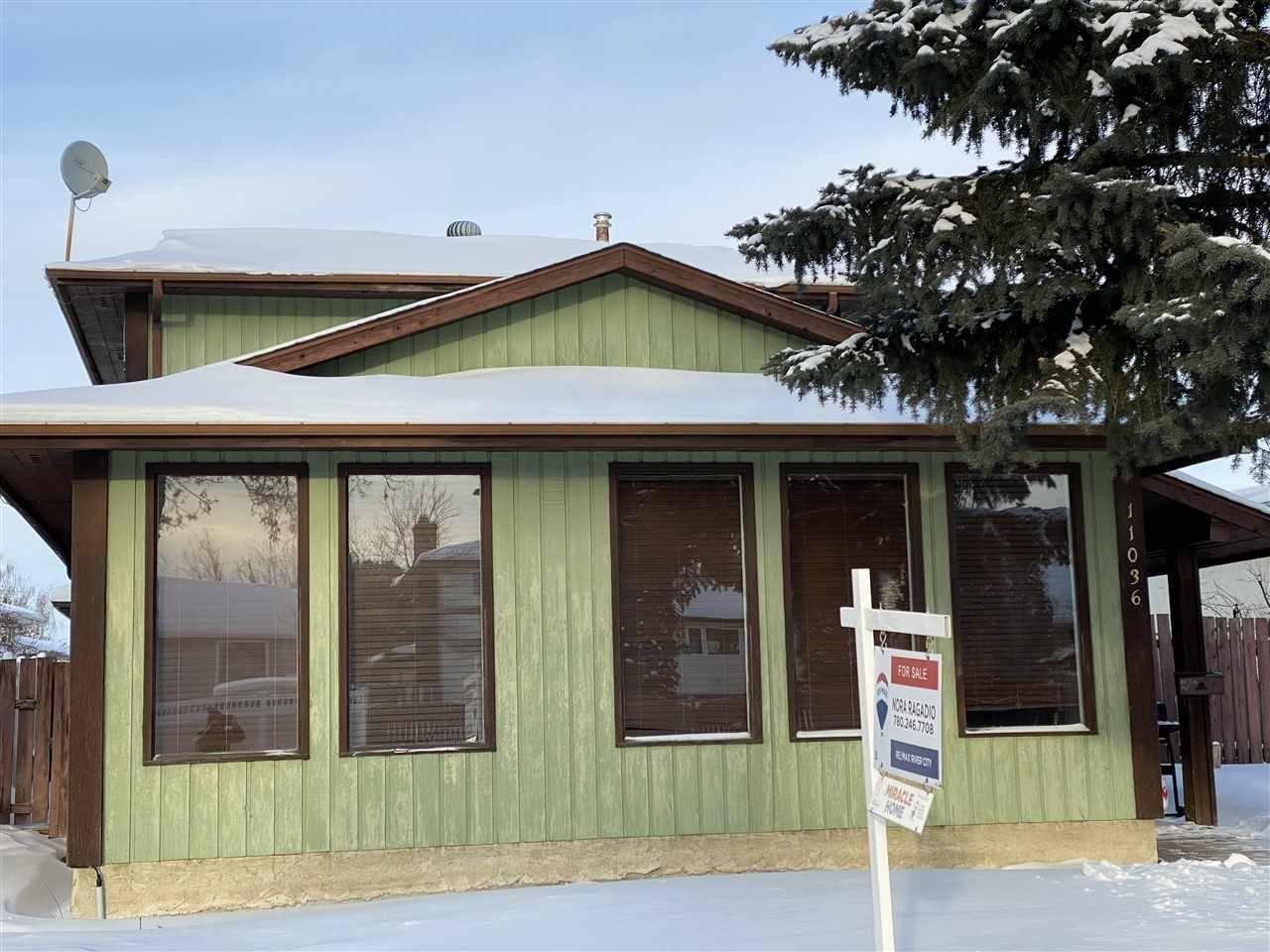 House for sale at 11036 Beaumaris Rd Nw Edmonton Alberta - MLS: E4184482