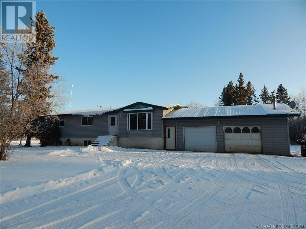 House for sale at 110367 Rge Rd 192  High Level Alberta - MLS: GP213284