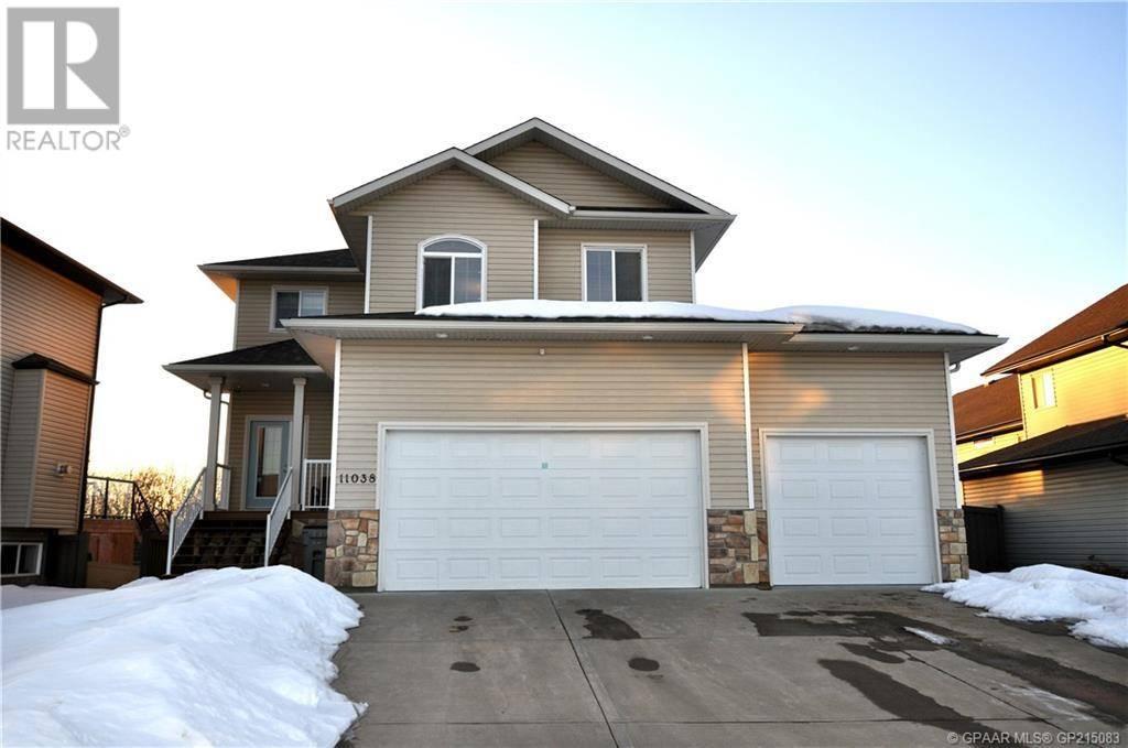 House for sale at 11038 O'brien Lake Cres Grande Prairie Alberta - MLS: GP215083