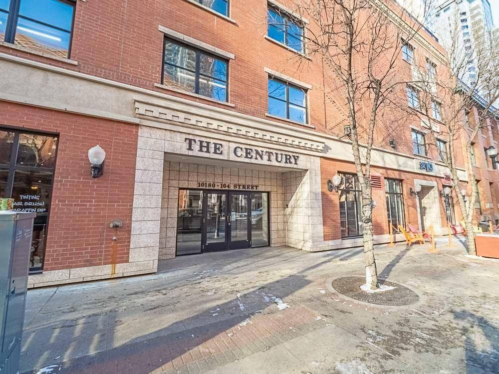Condo for sale at 10180 104 St Nw Unit 1104 Edmonton Alberta - MLS: E4179370