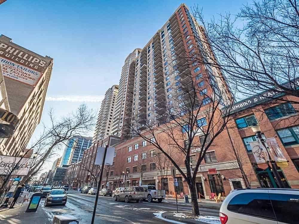 Condo for sale at 10180 104 St Nw Unit 1104 Edmonton Alberta - MLS: E4187103