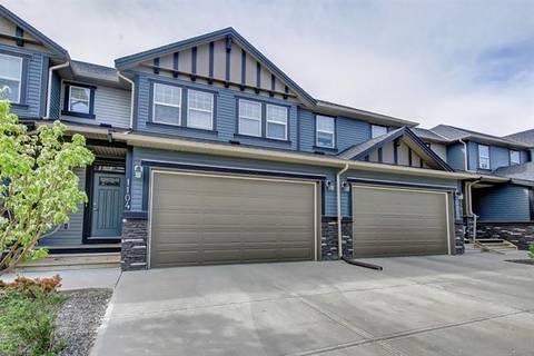 Townhouse for sale at 1086 Williamstown Blvd Northwest Unit 1104 Airdrie Alberta - MLS: C4249005
