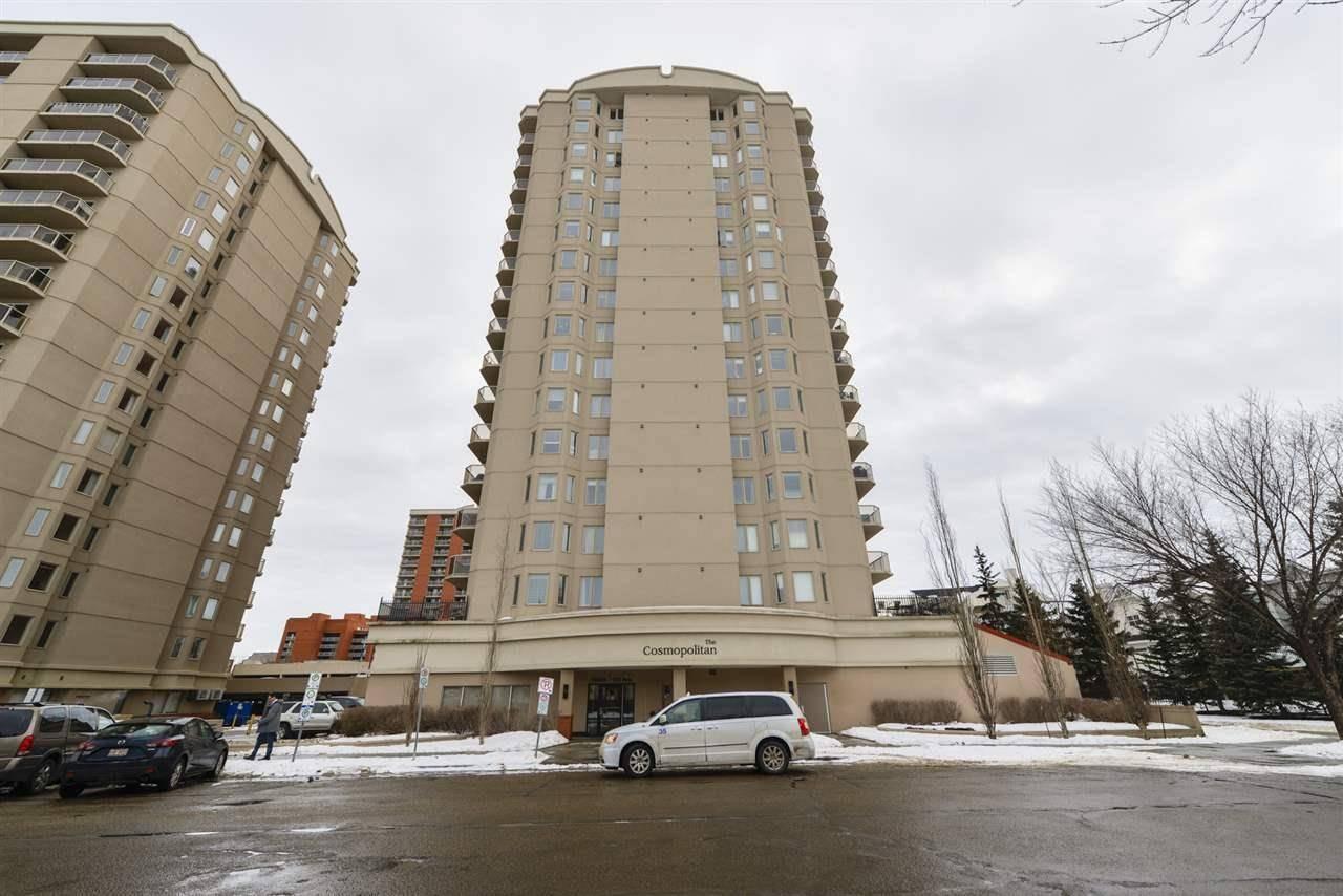 Condo for sale at 10909 103 Ave Nw Unit 1104 Edmonton Alberta - MLS: E4186824