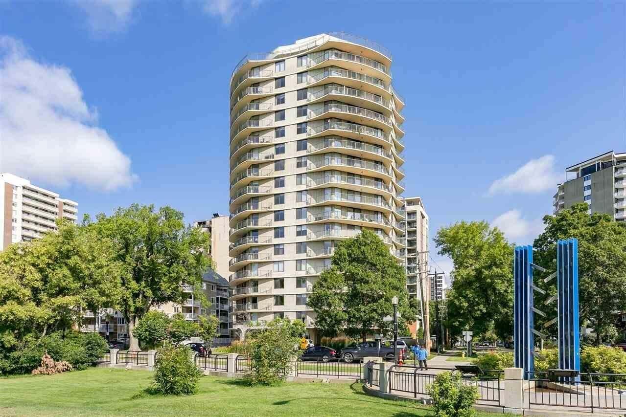 Condo for sale at 11710 100 Av NW Unit 1104 Edmonton Alberta - MLS: E4209522