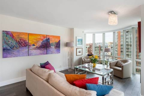Condo for sale at 1501 Howe St Unit 1104 Vancouver British Columbia - MLS: R2388709
