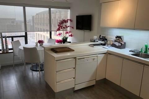 Apartment for rent at 175 Cumberland St Unit 1104 Toronto Ontario - MLS: C4419315