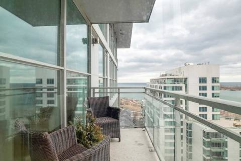 Apartment for rent at 2067 Lake Shore Blvd Unit 1104 Toronto Ontario - MLS: W4695285