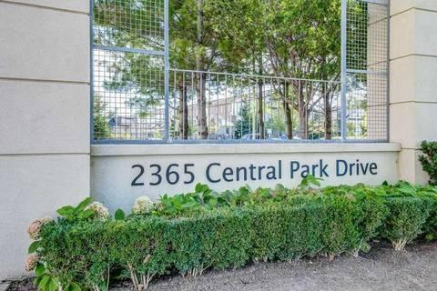 Condo for sale at 2365 Central Park Dr Unit 1104 Oakville Ontario - MLS: W4605027