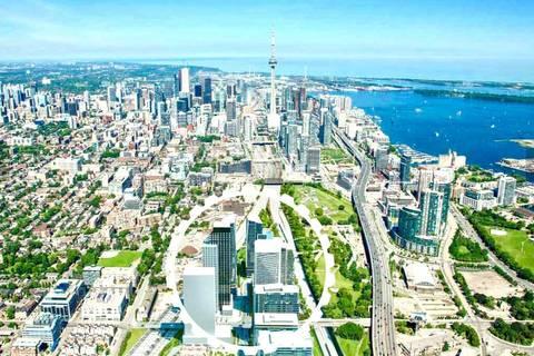 Condo for sale at 30 Ordnance St Unit 1104 Toronto Ontario - MLS: C4487448