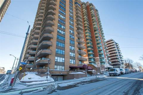 Condo for sale at 556 Laurier Ave W Unit 1104 Ottawa Ontario - MLS: 1154730