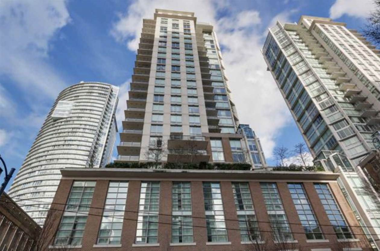 Removed: 1104 - 565 Smithe Street, Vancouver, BC - Removed on 2020-04-02 05:45:12