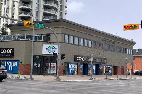 Commercial property for sale at 1104 6 Ave Southwest Calgary Alberta - MLS: C4242901