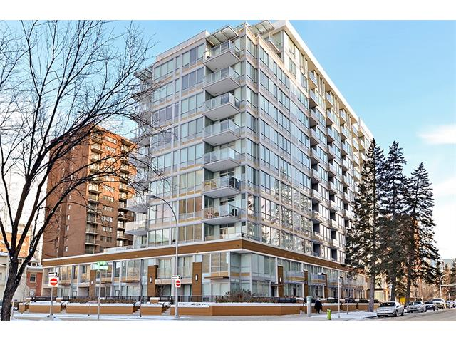 For Sale: 1104 - 626 14 Avenue Southwest, Calgary, AB | 1 Bed, 1 Bath Condo for $359,900. See 23 photos!