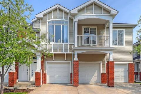 Townhouse for sale at 8000 Wentworth Dr Southwest Unit 1104 Calgary Alberta - MLS: C4248423