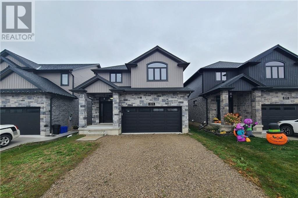 House for sale at 1104 Alberni Rd Woodstock Ontario - MLS: 40032897
