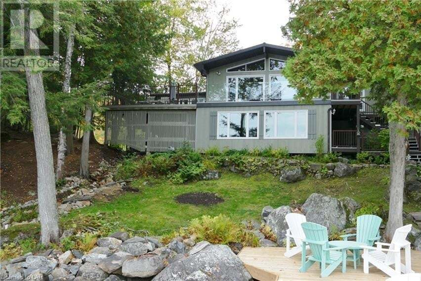 House for sale at 1104 Barlochan Rd Muskoka Lakes Twp Ontario - MLS: 40026508