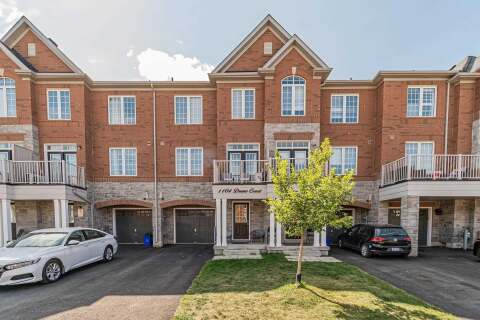 Townhouse for sale at 1104 Durno Ct Milton Ontario - MLS: W4924091