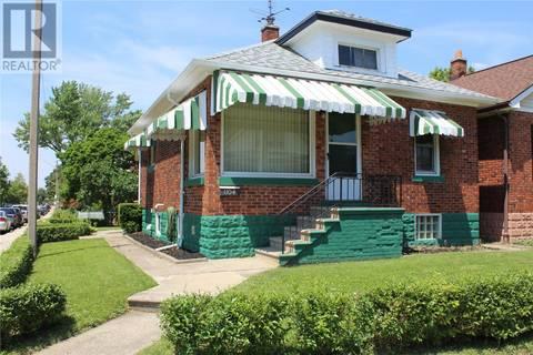 House for sale at 1104 Ellis  Windsor Ontario - MLS: 19021120