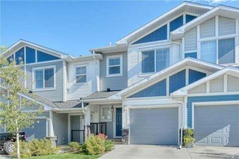 Townhouse for sale at 1104 Jumping Pound Common Cochrane Alberta - MLS: C4306309