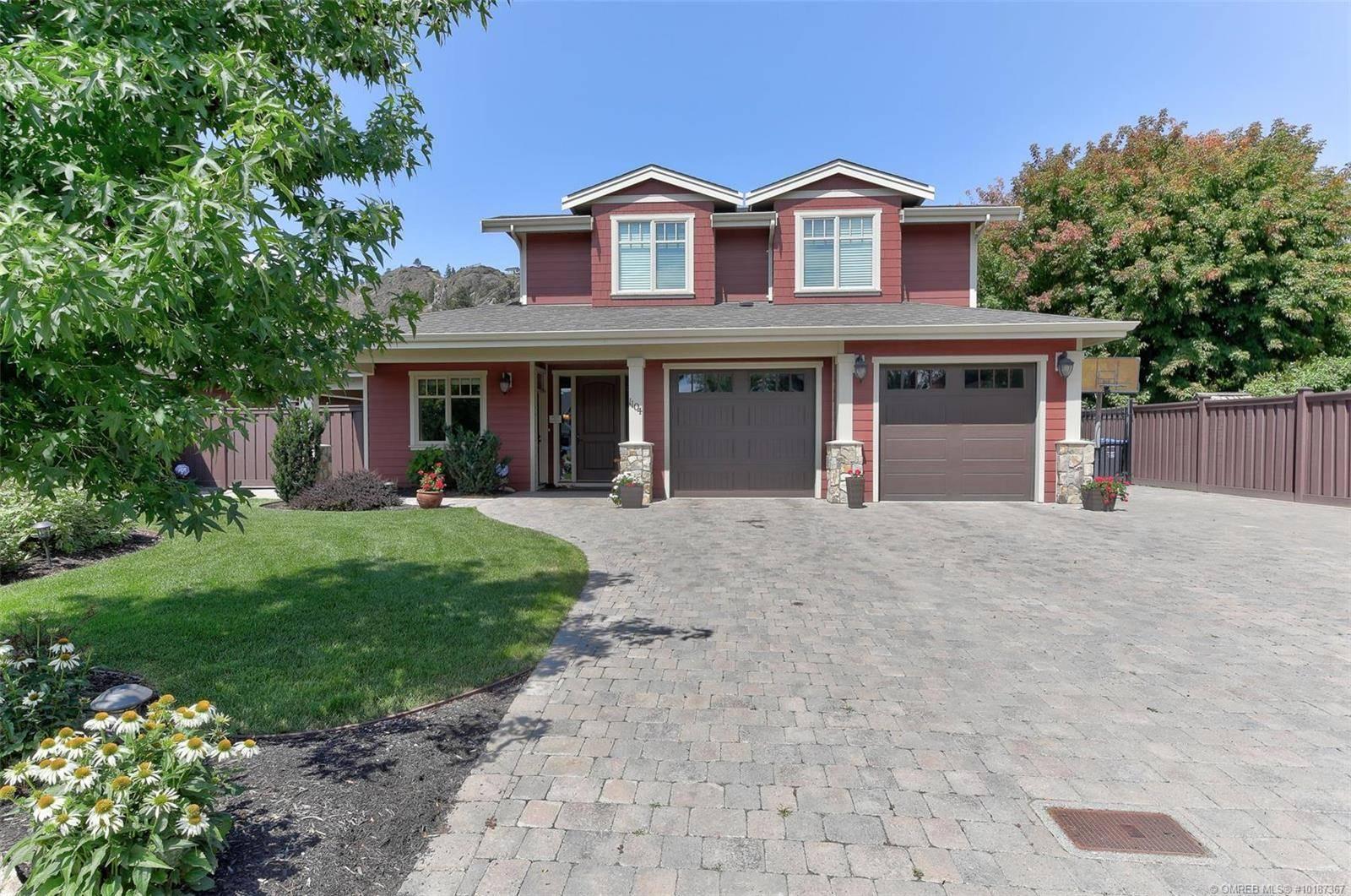 House for sale at 1104 Lambert Ln Kelowna British Columbia - MLS: 10187367
