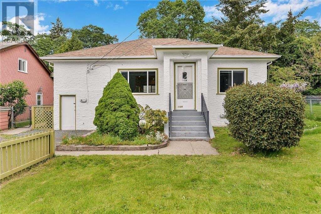 House for sale at 1104 Norma Ct Victoria British Columbia - MLS: 426098