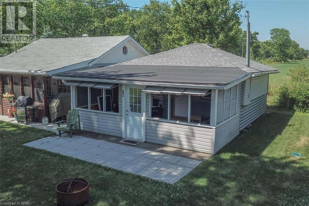 House for sale at 11046 Lakeshore Rd Wainfleet Ontario - MLS: 40032834