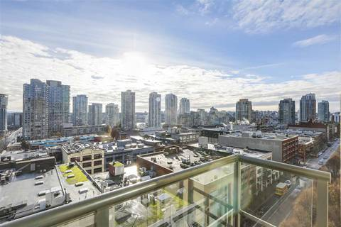 Condo for sale at 1001 Homer St Unit 1105 Vancouver British Columbia - MLS: R2410591