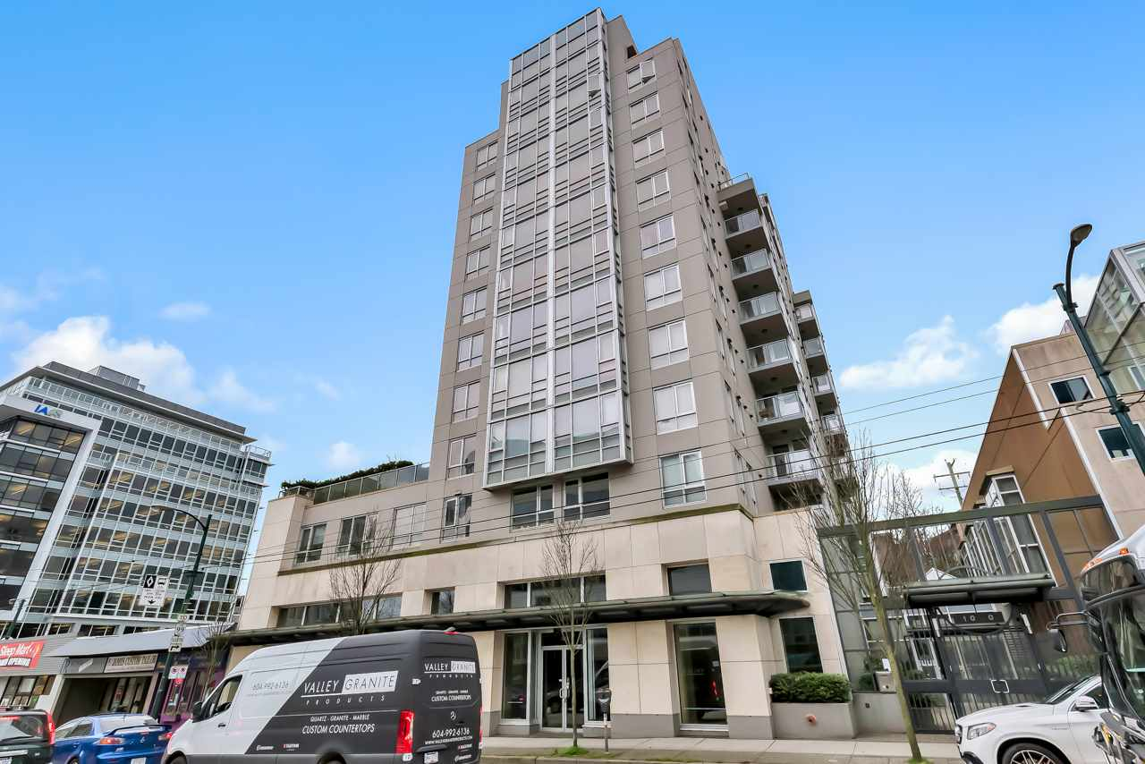 Removed: 1105 - 1030 West Broadway Street, Vancouver, BC - Removed on 2020-03-10 05:27:29