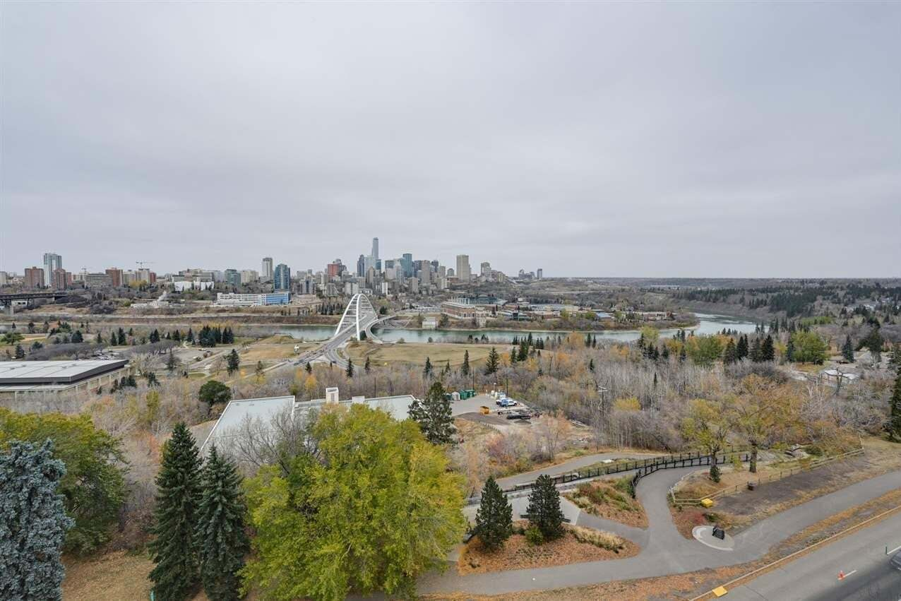 Condo for sale at 10545 Saskatchewan Dr NW Unit 1105 Edmonton Alberta - MLS: E4218484