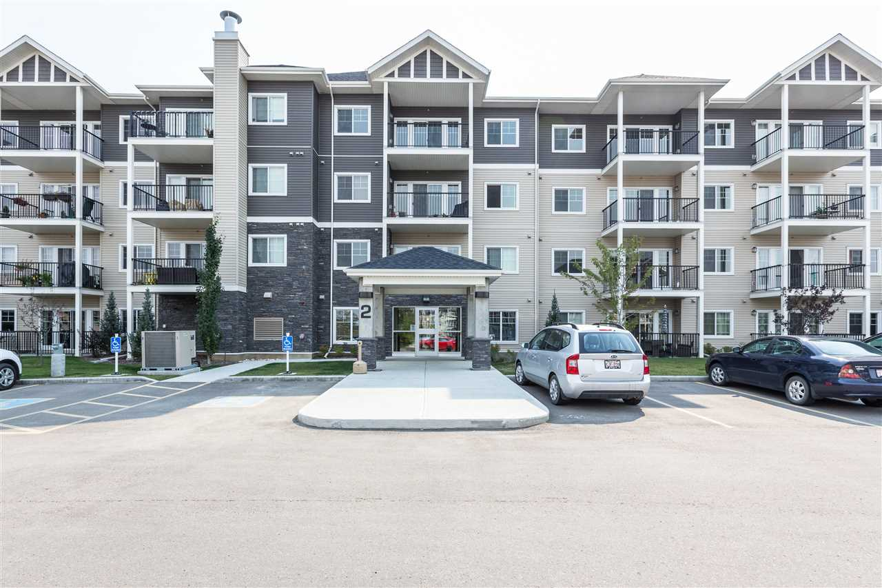 For Sale: 1105 - 2 Augustine Crescent, Sherwood Park, AB | 2 Bed, 2 Bath Condo for $259,900. See 29 photos!