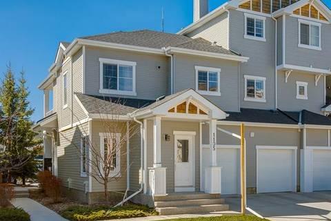 Townhouse for sale at 281 Cougar Ridge Dr Southwest Unit 1105 Calgary Alberta - MLS: C4290949