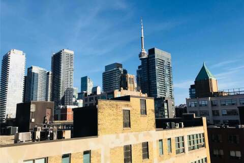 Apartment for rent at 435 Richmond St Unit 1105 Toronto Ontario - MLS: C4830654