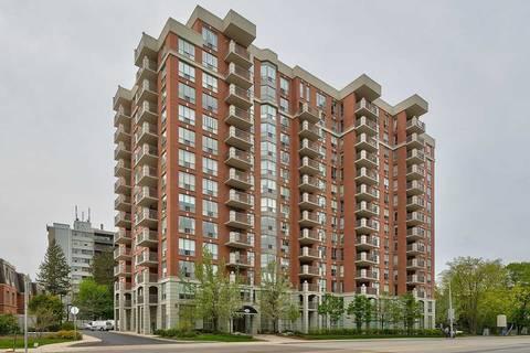 Condo for sale at 442 Maple Ave Unit 1105 Burlington Ontario - MLS: W4539924