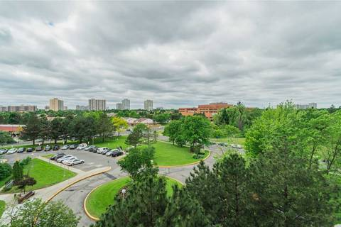 Apartment for rent at 45 Silver Springs Blvd Unit 1105 Toronto Ontario - MLS: E4590247