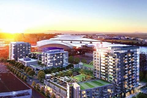 Condo for sale at 5400 Hollybridge Wy Unit 1105 Richmond British Columbia - MLS: R2389232