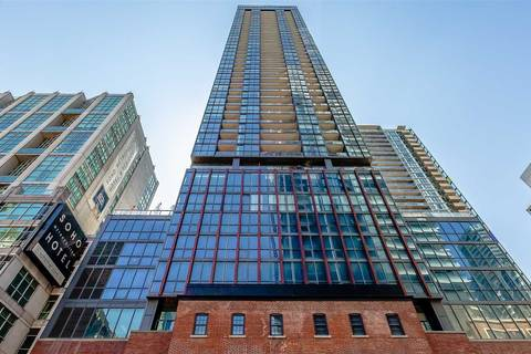 Condo for sale at 88 Blue Jays Wy Unit 1105 Toronto Ontario - MLS: C4525054